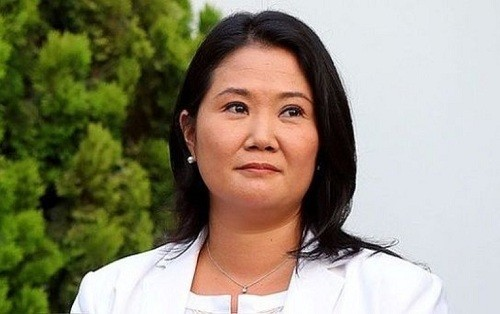 Detienen a Keiko Fujimori en el Ministerio Público