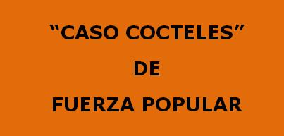 La lista con 20 nombres de quienes tienen orden de detención por 'Caso Cócteles' de Fuerza Popular