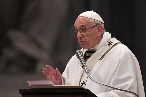 El Papa Francisco compara el aborto con contratar a un sicario