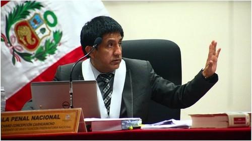 Richard Concepción Carhuancho, el juez que no se casa con nadie