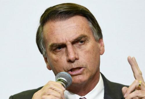 Jair Bolsonaro, un ultraderechista sin complejo alguno
