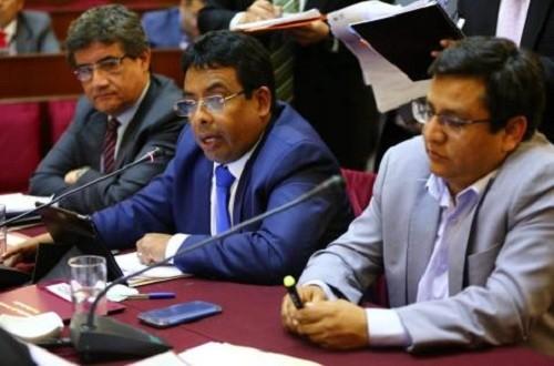 No aprueban denuncia constitucional contra Fiscal de la Nación