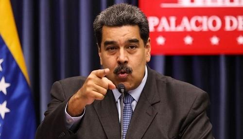 Maduro dice que Trump está tratando de matarlo: 'Han dado la orden de la Casa Blanca'