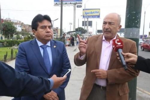 Presidentes de comisiones del Congreso de la República comprueban irregularidades en puestos de peaje