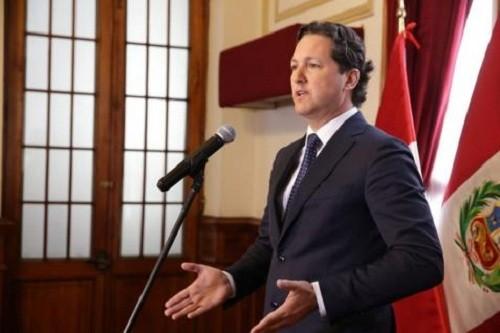 Ministro del Interior explicará ante el pleno la fuga de Hinostroza