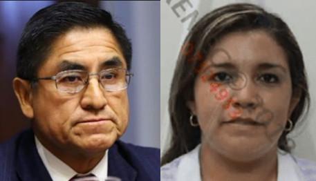 Ministerio Público abrió investigación a Yhenifferd Bustamante Moretti: funcionaria que habría ayudado a César Hinostroza