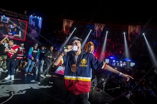 Todo listo para la final internacional de Red Bull Batalla de Los Gallos 2018