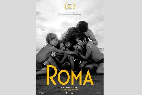 Nuevo arte principal de ROMA presentado en el marco del 16º Festival Internacional de Cine de Morelia
