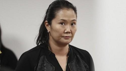 Poder Judicial programa audiencia de prisión preventiva para Keiko Fujimori para este miércoles 24 de octubre