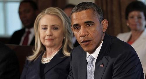 Servicio Secreto de Estados Unidos intercepta paquetes explosivos dirigidos a Hillary Clinton y Barack Obama