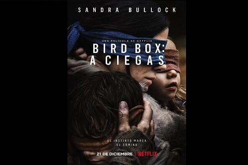 Ya están disponibles el nuevo trailer e imágenes de Bird Box