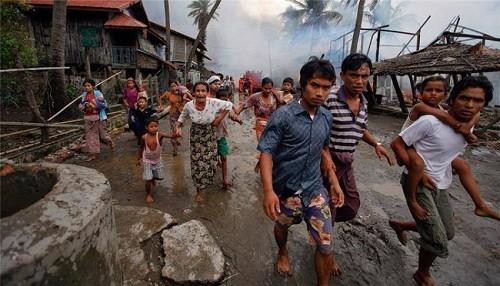 ONU advierte que el genocidio de Rohingya continúa en Birmania