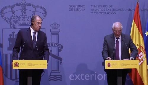 España y Rusia acuerdan constituir un grupo conjunto de ciberseguridad