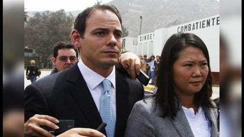 Lavado de activos: Fiscal José Domingo Pérez pasa a condición de imputado a Mark Vito Villanella