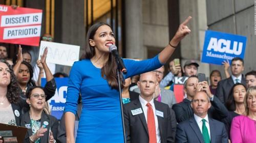 Alexandría Ocasio-Cortez, una neoyorquina del Bronx, se convierte en la mujer más joven en ser elegida para la Cámara de Representantes
