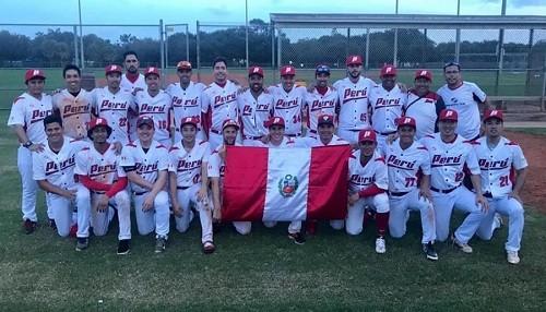 Selección de Béisbol logró el tercer lugar en torneo internacional de Palm Beach
