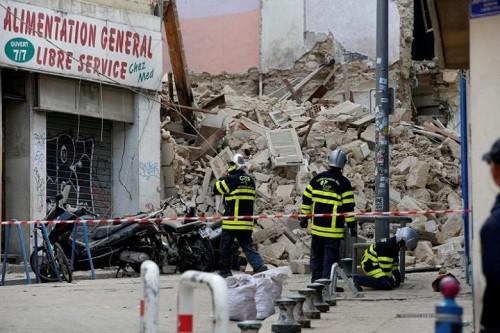 Francia: seis cuerpos encontrados después del colapso de edificios de apartamentos en Marsella