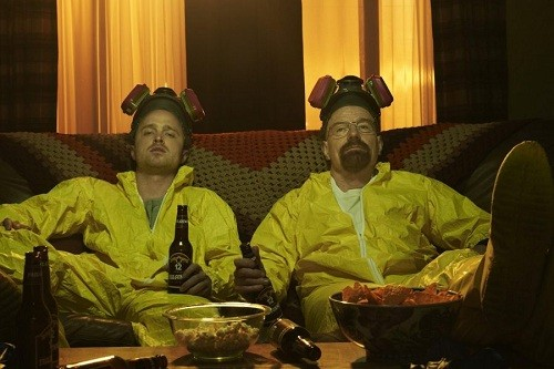 La producción de una película de 'Breaking Bad' está en marcha