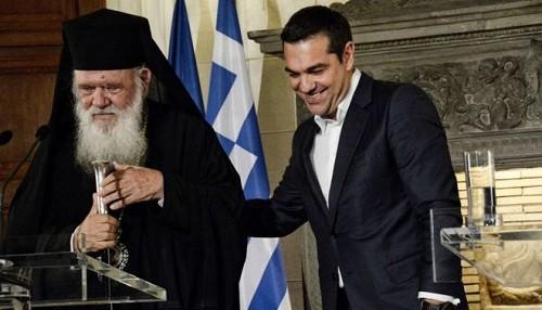 Grecia y la Iglesia ortodoxa acuerdan retirar a 10.000 sacerdotes de la nómina