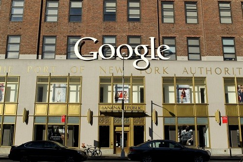 Google planea expandir significativamente su presencia en la ciudad de Nueva York