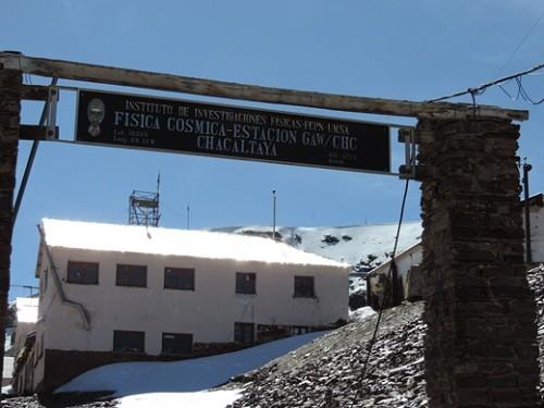 Observatorio boliviano recoge datos a medida que los glaciares se derriten