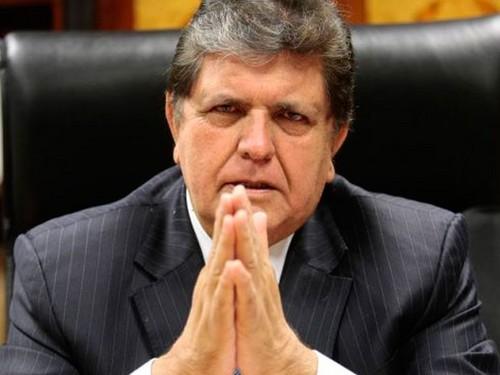 Fiscal José Domingo Perez cita a Alan García el jueves 15 de noviembre para declarar sobre construcción de la Línea 1 del Metro de LIma