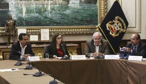 Congreso acuerda no incluir nombres de Alan García y Keiko Fujimori en informe Lava Jato