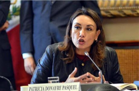 Otra renuncia más en bancada de PpK: Patricia Donayre