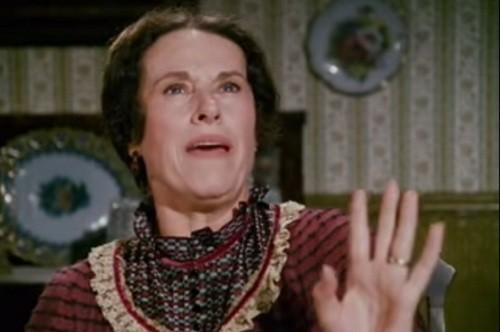 La actriz Katherine MacGregor de 'La Familia Ingalls' murío a los tenía 93 años