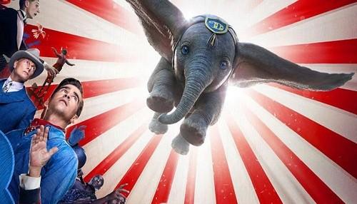 Disney anuncia nuevo tráiler y poster de 'Dumbo'
