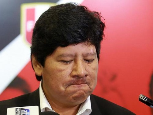 Fiscalía solicita 24 meses de prisión preventiva para Edwin Oviedo, presidente de la Federación Peruana de Fútbol