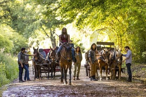 Fox Premium anuncia el regreso de 'The Walking Dead'