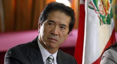 La Interpol ya tiene en su base de búsqueda y captura internacional el nombre de Jaime Yoshiyama