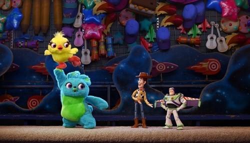 Nuevo póster para 'Toy Story 4'