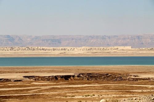 El Mar Muerto se está muriendo
