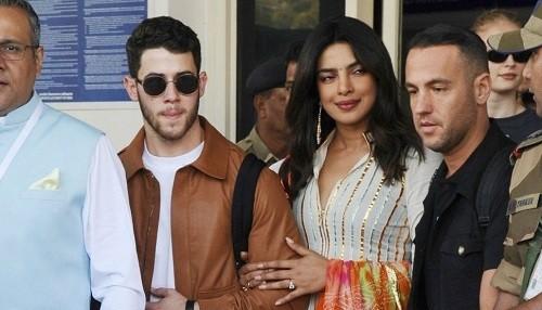 Priyanka Chopra y Nick Jonas están oficialmente casados
