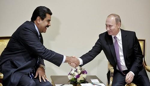 Nicolás Maduro se encontrará con Vladimir Putin en Rusia