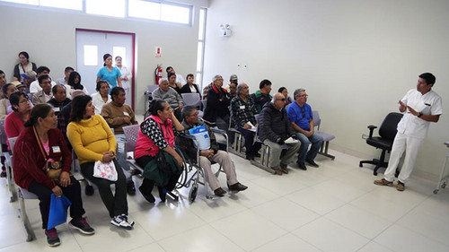 Hospital de Emergencias de Villa El Salvador, HEVES, ofrece consultorio abierto gratuito para pacientes con problemas hepáticos