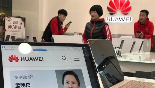China protesta contra el arresto de la ejecutiva de Huawei, Meng Wanzhou