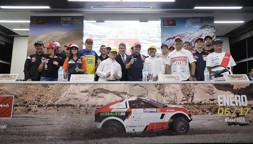 Rally Dakar Perú 2019 dinamizará economías de las regiones que acogerán la competencia