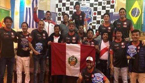 Perú logra título del Sudamericano de Motos Acuáticas 2018 en Uruguay