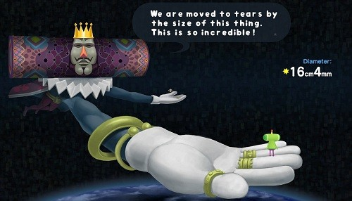 KATAMARI DAMACY REROLL ya se encuentra disponible para Nintendo Switch y Steam
