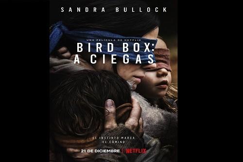 Mira el nuevo tráiler de Bird Box: A Ciegas