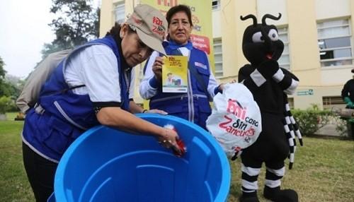 Lluvia y calor ayudan en proliferación del zancudo que transmite el dengue, chikungunya y zika