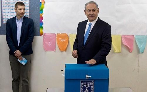 Facebook bloqueó durante 24 horas al hijo del primer ministro israelí