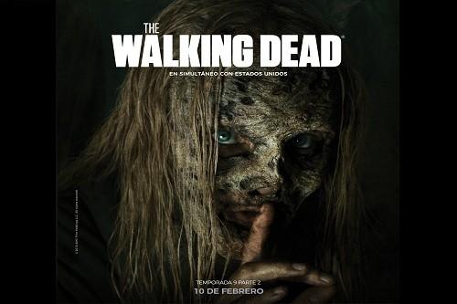 Fox Premium difunde nuevo arte de 'The Walking Dead' en América Latina