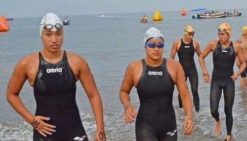 Torneo de Aguas Abiertas en Agua Dulce convoca a 160 deportistas