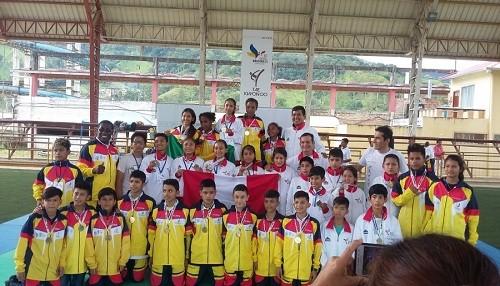 Atletismo Piurano, campeón de los XII Juegos Binacionales 2018