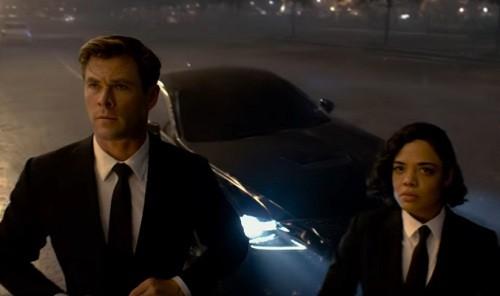 Mira el primer tráiler de la secuela 'Men in Black: International'