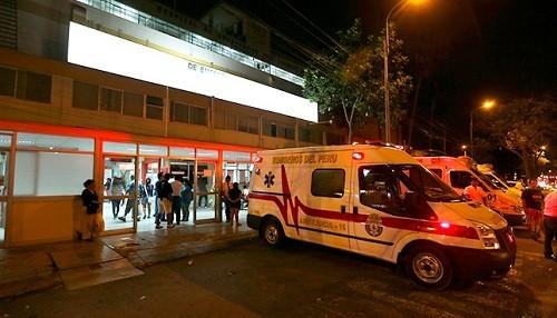 Más de 250 emergencias se atendieron durante la Navidad en Hospital José Casimiro Ulloa